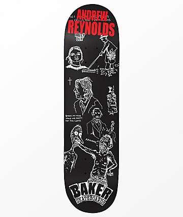 "Baker Reynolds Good Days 8.0"" Skateboard Deck"