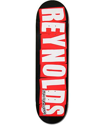 "Baker Reynolds Logo 8.4""  Skateboard Deck"