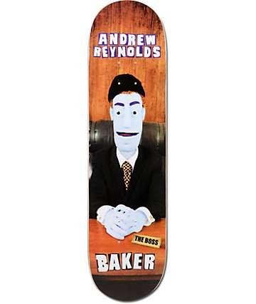 "Baker Reynolds Puppet 7.88""  Skateboard Deck"