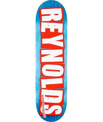 """Baker Reynolds Wood Grain 8.25""""  Skateboard Deck"""