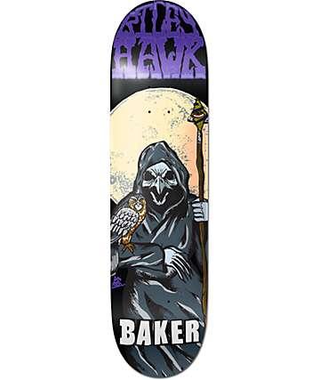 """Baker Riley Hawk Reaper 8.25""""  Skateboard Deck"""