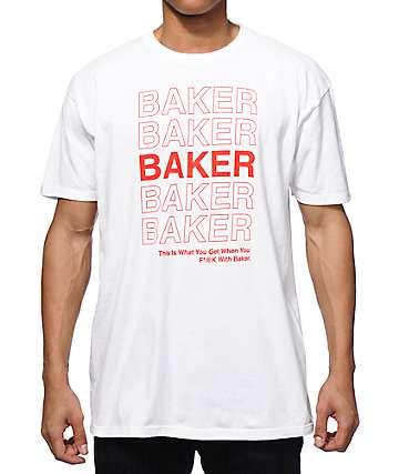 Baker Thank You T-Shirt