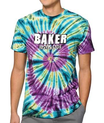 Baker Tie Dye T-Shirt