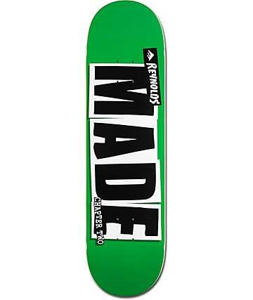 "Baker x Emerica Reynolds Made 2 8.5"" Skateboard Deck"