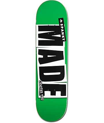 "Baker x Emerica Spanky Made 2 8.125"" Skateboard Deck"