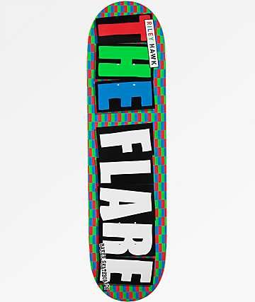"""Baker x Lakai Riley The Flare 8.25"""" Skateboard Deck"""