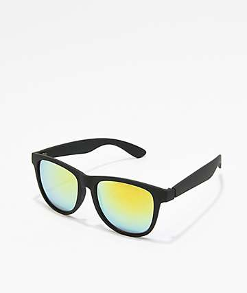 Beast 2 Black Wayfarer Sunglasses