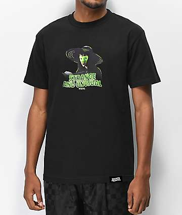 Beetlejuice x Broken Promises Afterlife Black T-Shirt