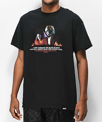 Beetlejuice x Broken Promises Til Death T-Shirt
