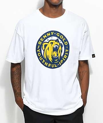 Benny Gold Spirit camiseta blanca