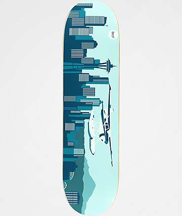 "Best Skate Co. Seaplane 8.25"" Skateboard Deck"