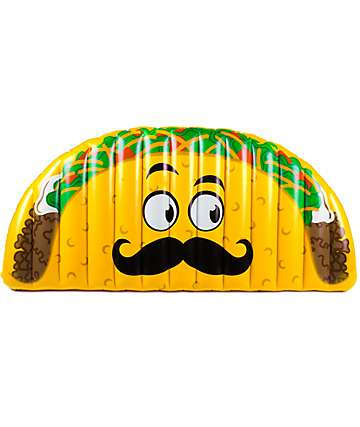 Bigmouth Inc. Giant Taco Pool Float