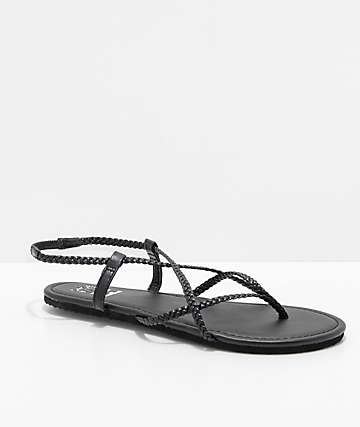 Billabong Crossing Over 2 sandalias negras