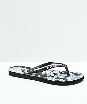 Billabong Dama Clearwater Floral Sandals