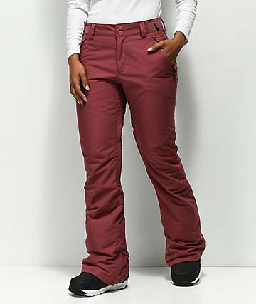 Billabong Malla Crushed Berry 10K pantalones de snowboard