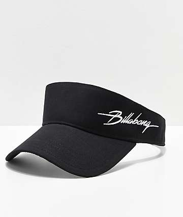 Billabong Shell We Black Visor