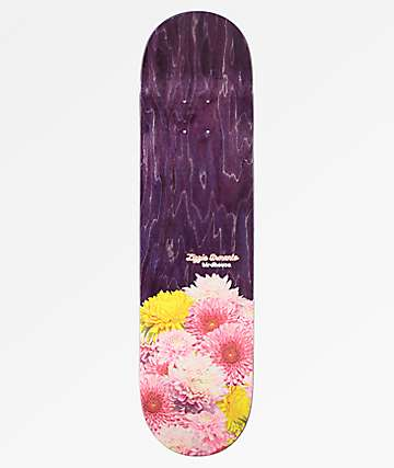 "Birdhouse Lizzie Armanto Flowers 8.0"" Skateboard Deck"