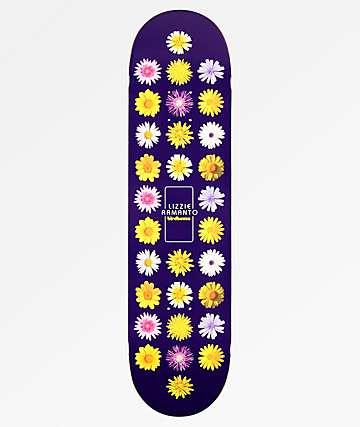"""Birdhouse Lizzie Floral 8.0"""" Skateboard Deck"""