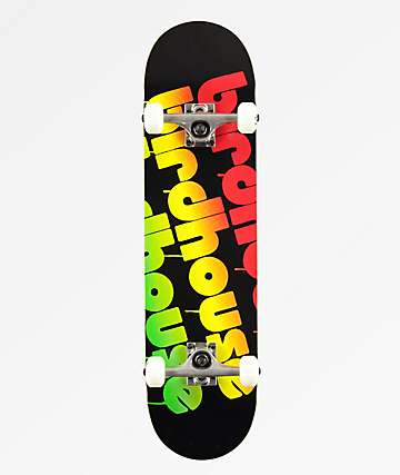 "Birdhouse Triple Stack 8.0"" Skateboard Complete"
