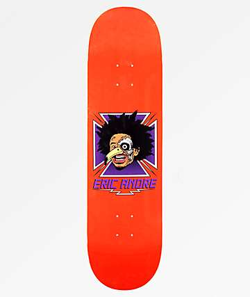 "Birdhouse x Eric Andre Guest 8.5"" Skateboard Deck"