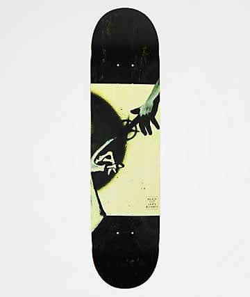 "Blackout Extraterrestrial tabla de skate de 7.75"""