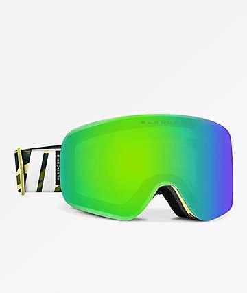 Blenders Alice War Snowboard Goggles