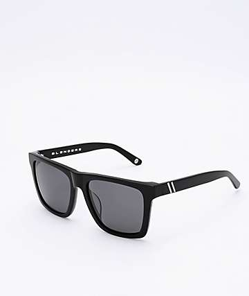 Blenders Blackjacket Romeo Black Polarized Sunglasses