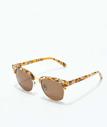 Blenders Cardiff gafas de sol polarizadas de carey