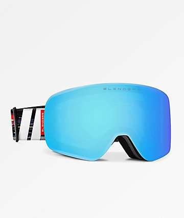 Blenders Channel Nine gafas de snowboard