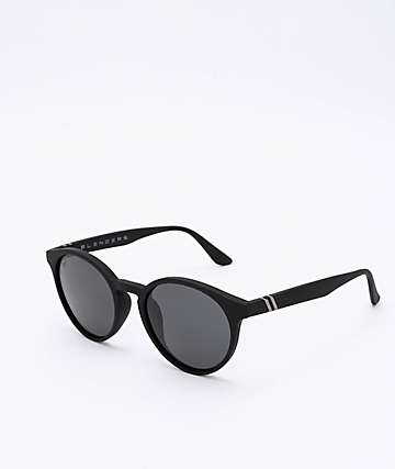 Blenders Dapper Jack Coastal Black Polarized Sunglasses