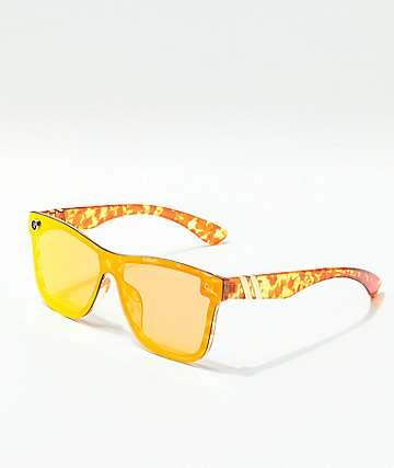 Blenders Mellenia Autumn Fire Polarized Sunglasses