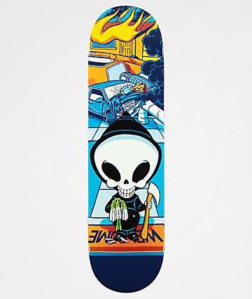 "Blind Car Crash 8.25"" Skateboard Deck"