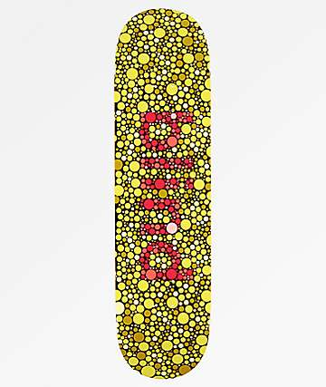 "Blind Color Blind Army 8.25"" Skateboard Deck"