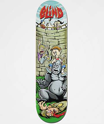 "Blind Decks Out 8.0"" tabla de skate"