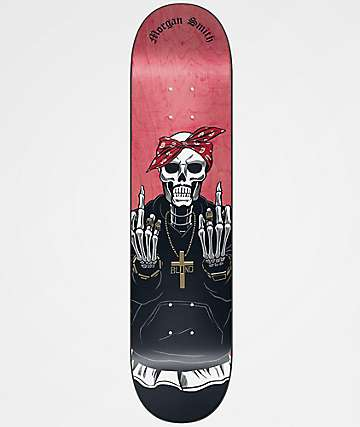 "Blind Morgan Reaper 8.12"" Skateboard Deck"