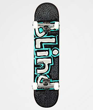 "Blind OG Athletic Skin 7.5"" Skateboard Complete"