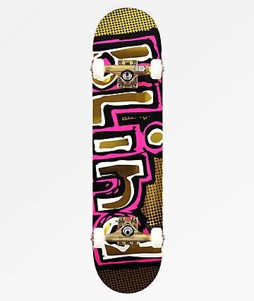 """Blind OG Foil 7.62"""" Skateboard Complete"""