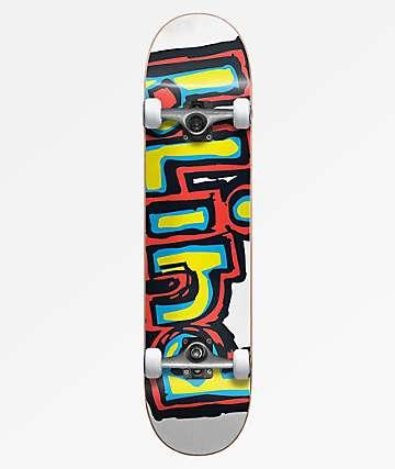"""Blind OG Logo Matte White 7.75"""" Skateboard Complete"""