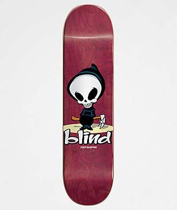 "Blind OG Reaper McEntire 8.0"" Skateboard Deck"