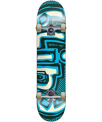 "Blind OG Warped 7.25"" skateboard completo"