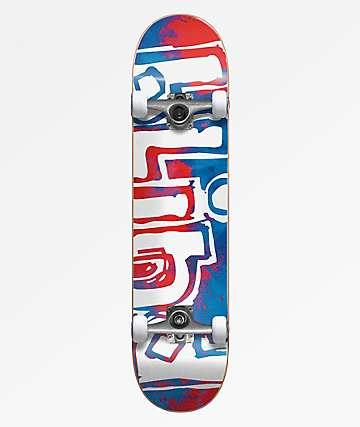 """Blind OG Water Color 7.25"""" Skateboard Complete"""