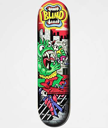 "Blind Rampart 1 8.0""  Skateboard Deck"