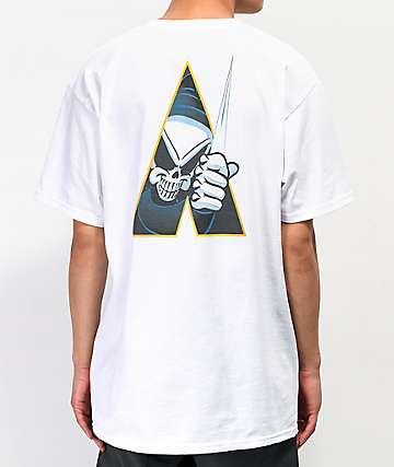 Blind Reaper Dagger White T-Shirt