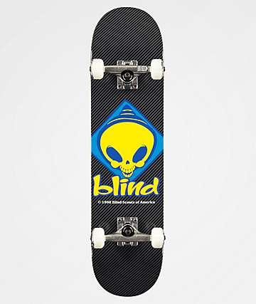"Blind Retro Reaper Scout 7.75"" Skateboard Complete"