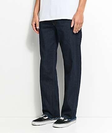 Blind jeans estrechos en azul