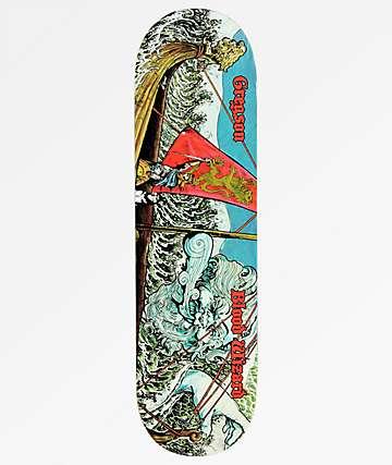 "Blood Wizard Gregson Warship 8.5"" Skateboard Deck"