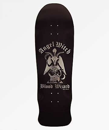 "Blood Wizard Gurney Angel Witch 8.88"" Skateboard Deck"