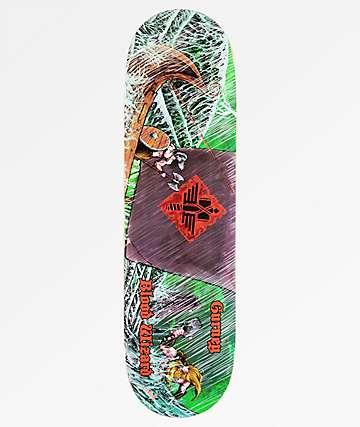 "Blood Wizard Gurney Warship 8.75"" Skateboard Deck"