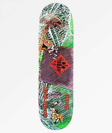 "Blood Wizard Gurney Warship 8.75"" tabla de skate"