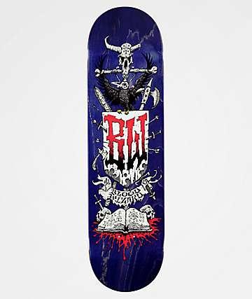 "Blood Wizard Team Shield Battle Series 8.38"" Skateboard Deck"